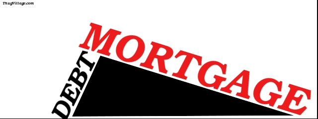 Mortgage-debt
