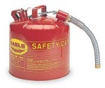 The Best Gas Cans, 5 Gallon or Smaller