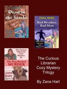 curious librarian cozy mysteries