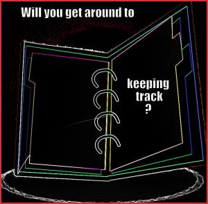 preparedness notebook