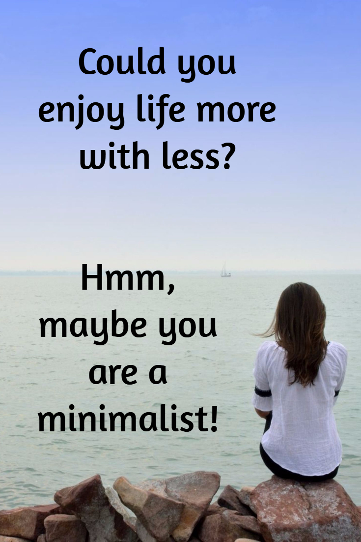 Could you be a minimalist?