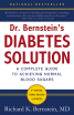 Book cover, Dr. Bernstein's Diabetic Solution